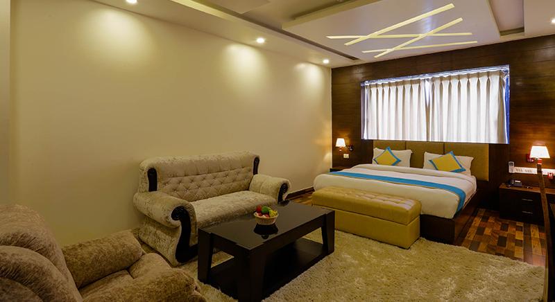 Tulip Suite Room